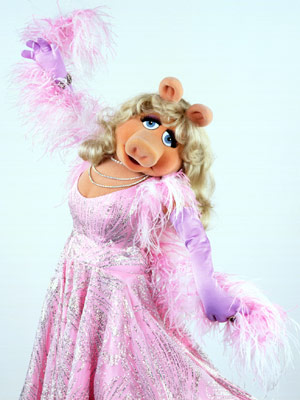 Miss Piggy Fashion Game