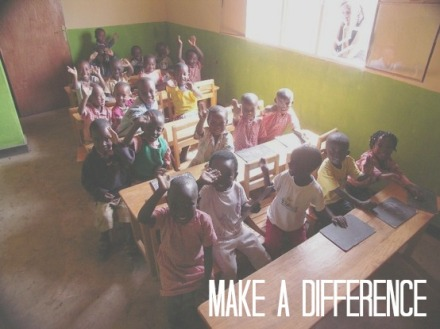 kids, volunteer, school, Africa, development
