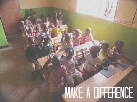 kids, volunteer, school, Africa, development