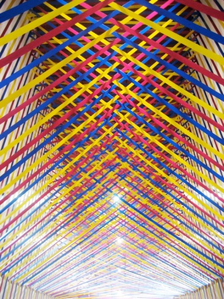 Ideas That Stick: Tape Art's Visual Appeal | Thoughts on ...